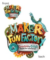Maker Fun Factory VBS: Iron-On Transfers, 10 pk)