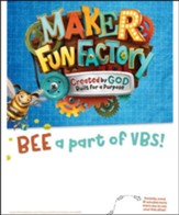 Maker Fun Factory VBS: Publicity Posters, 5 pk
