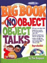 The Big Book of No-Object Object Talks with CD-ROM