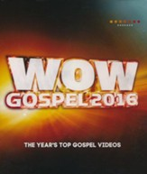 WOW Gospel 2016 DVD
