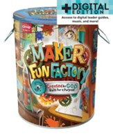 Maker Fun Factory VBS 2017 Ultimate Starter Set Plus Digital