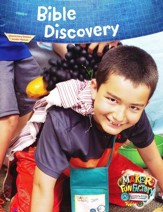 Maker Fun Factory VBS: Bible Discovery Leader Manual