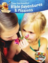 Maker Fun Factory VBS: Preschool Bible Adventures & Missions Leader Manual