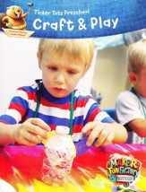 Maker Fun Factory VBS: Preschool Craft & Play Leader's Manual