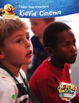 Maker Fun Factory VBS: Preschool Kidvid Cinema Leader's Manual