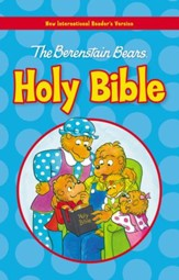 NIrV Berenstain Bears Holy Bible - Slightly Imperfect