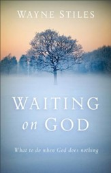 Waiting on God: What to Do When God Does Nothing - eBook