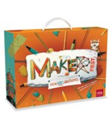 Maker Fest: Fall Fun for Families Kit: Creative Fun with the Master Maker