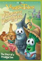The Wonderful Wizard of Ha's, VeggieTales DVD
