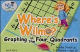 Where's Wilma? Graphing in the Four Quadrants Game