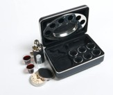 Legacy Portable Communion Set with Anointing Oil Bottle
