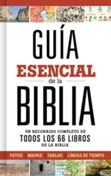 Guía Esencial de la Biblia  (The Ultimate Bible Guide)