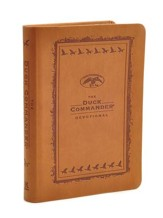 The Duck Commander Devotional Imitation Leather Edition - Slightly Imperfect