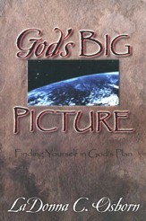 God's Big Picture: Finding Yourself In God's Plan - eBook
