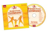 Songs From FaithWeaver CD (bundled with KidsOwn Worship), Fall 2017