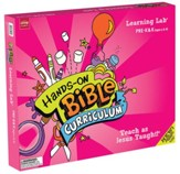 Hands-On Bible Curriculum: Pre-K & K Learning Lab, Fall 2017