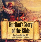 Hurlbut's Story of the Bible: - unabridged audiobook on CD
