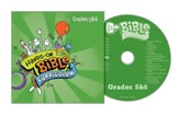 Hands-On Bible Curriculum: Grades 5 & 6 CD, Fall 2017
