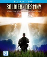 Soldier of Destiny, Blu-ray/DVD Combo