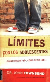 Límites con los Adolescentes  (Boundaries with Teens)
