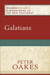 Galatians (Paideia: Commentaries on the New Testament) - eBook