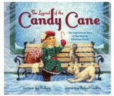 The Legend of the Candy Cane (Board Book) - Slightly Imperfect