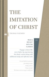 The Imitation of Christ: Read and Reflect with the Classics - Slightly Imperfect