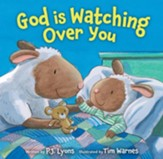God is Watching Over You Boardbook