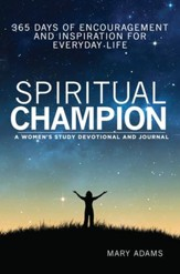 Spiritual Champion: A Womens Study Devotional and Journal - eBook