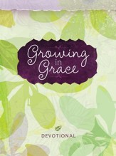 Growing in Grace: Devotional - eBook
