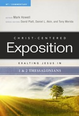 Exalting Jesus in 1 & 2 Thessalonians - eBook