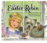 The Legend of the Easter Robin  - Slightly Imperfect