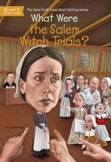 What Were the Salem Witch Trials? - eBook