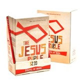 NIV The Jesus Bible: Gospel of Mark pack of 25