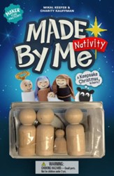 Maker Fun Factory: Made-By-Me Nativity