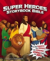 Super Heroes Storybook Bible