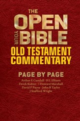 The Open Your Bible Old Testament Commentary - eBook