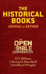 The Historical Books: Joshua to Esther - eBook