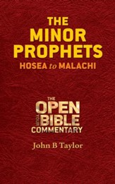 The Minor Prophets: Hosea to Malachi - eBook