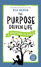 The Purpose-Driven Life Devotional for Kids (slightly imperfect)