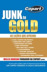Junk to Gold: De Ferro-velho ao Maior Leilao de Automoveis On-line do Mundo - eBook