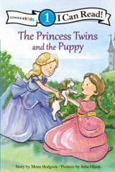 The Princess Twins and the Puppy, softcover