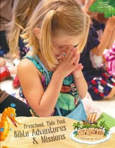 Shipwrecked: Preschool Bible Adventures Leader Manual