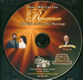 How a Wife Can Use Reverence to Build or Save Her Marriage Audio CD
