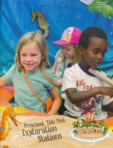 Shipwrecked: Preschool Exploration Stations Leader Manual