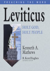 Leviticus: Holy God, Holy People - eBook