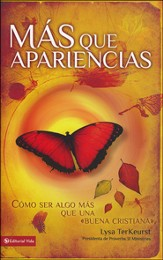 M�s que Apariencias  (Becoming More Than a Good Bible Study Girl)