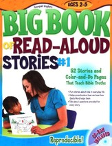 Big Book of Read-Aloud Stories #1