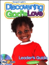 Little KidsTime: Discovering God's Love -  Leader's Guide