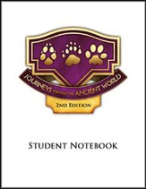 Journeys through the Ancient World Grade 8 Student Notebook Pages (4 Units; 2nd Edition)